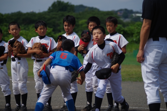 ジュニア大会と田野倉杯 開催