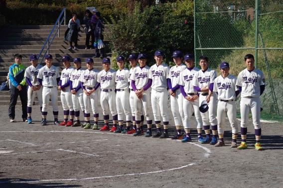東林少年野球教室 開催